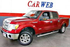 2013_Ford_F-150_XLT SuperCrew 6.5-ft. Bed 2WD_ Fredricksburg VA