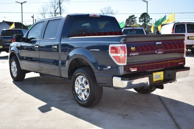 2013 Ford F-150 XLT SuperCrew 6.5-ft. Bed 2WD Houston TX