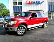 2013_Ford_F-150_XLT SuperCrew 6.5-ft. Bed 4WD_ Fredricksburg VA