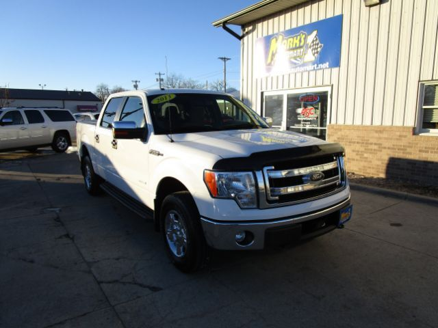 2013 Ford F-150 XLT SuperCrew 6.5-ft. Bed 4WD Fort Dodge IA
