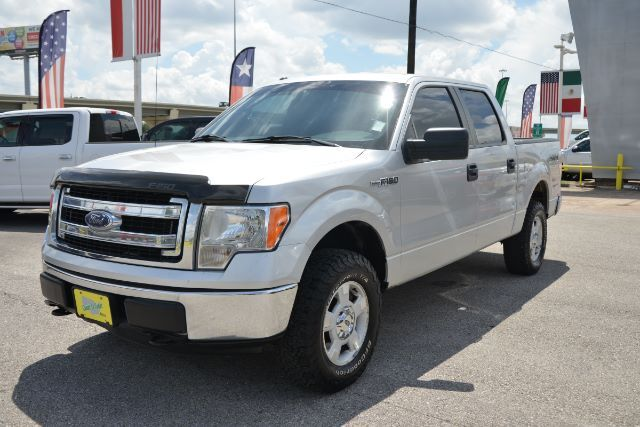 2013 Ford F-150 XLT SuperCrew 6.5-ft. Bed 4WD Houston TX