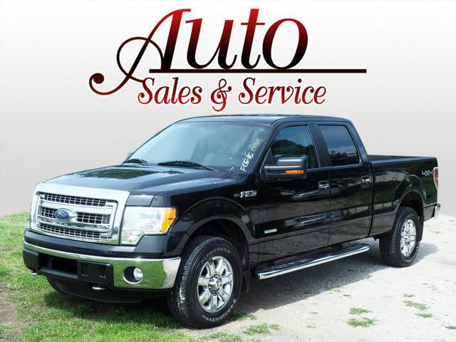 2013 Ford F-150 XLT SuperCrew 6.5-ft. Bed 4WD Indianapolis IN