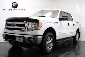 2013_Ford_F-150_XLT_ Tacoma WA