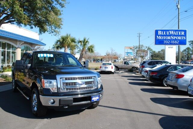 2013 Ford F-150 XLT Wilmington NC