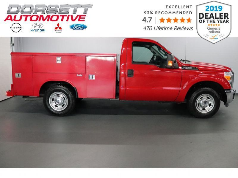 2013 Ford F-250 Terre Haute IN