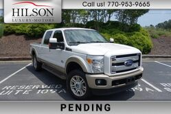Ford F-250 King Ranch 2013