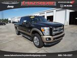 2013 Ford F-250 Lariat 4WD 156WB