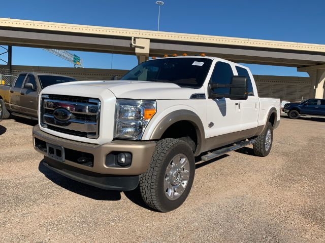 2013 Ford F-250 SD King Ranch Crew Cab Long Bed 4WD Houston TX