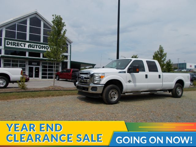 2013 Ford F-250 SD XLT Crew Cab Long Bed 4WD Monroe NC