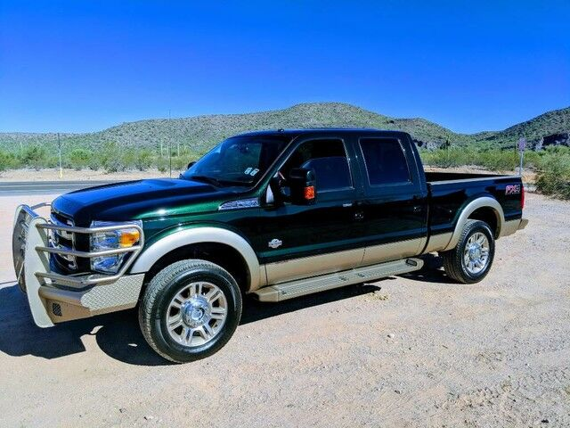 2013 Ford F-250 Super Duty King Ranch