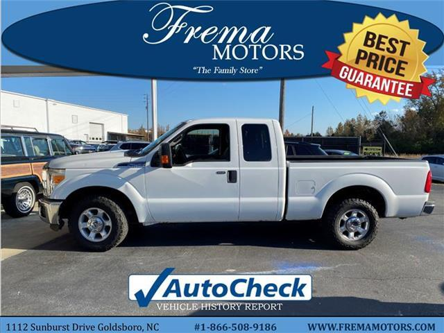 2013 Ford F-250 XL 4x2 SD Super Cab 6.75 ft. box 142 in. WB SRW Goldsboro NC