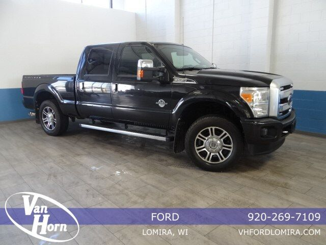2013 Ford F-250SD Platinum Plymouth WI