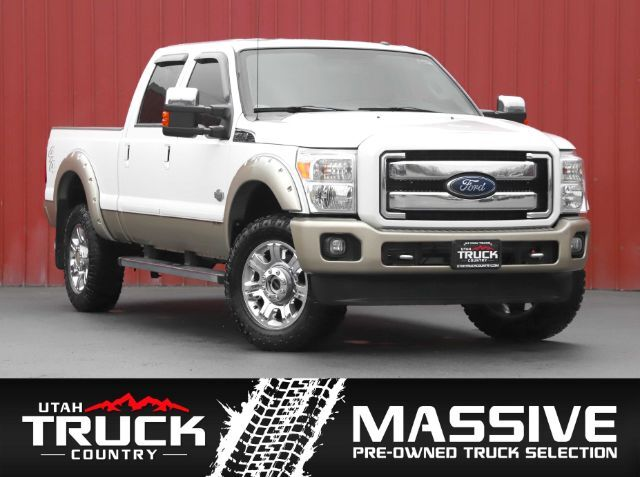 2013 Ford F-350 SD King Ranch Crew Cab 4WD Lehi UT