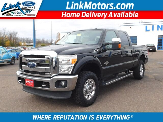 2013 Ford F-350 Super Duty Lariat Rice Lake WI