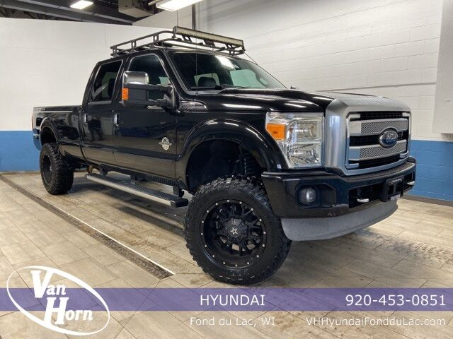 2013 Ford F-350SD Platinum Plymouth WI