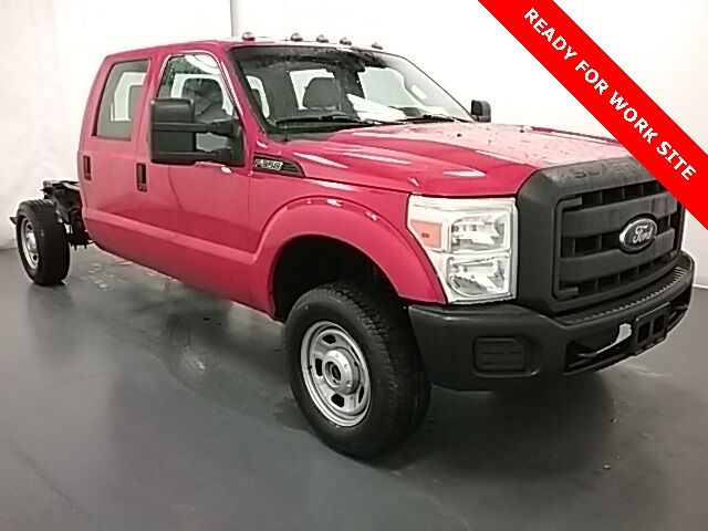 2013 Ford F-350SD XL CAB AND CHASSI Holland MI