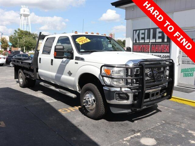 2013 Ford F-350SD XLT