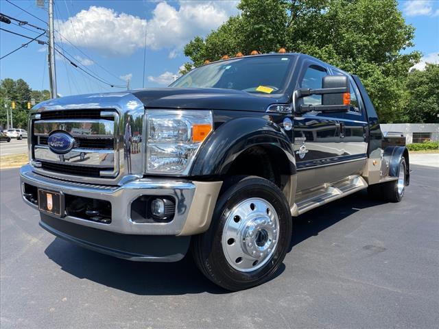 2013 Ford F-450 Super Duty King Ranch Raleigh NC