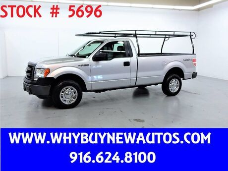 2013 Ford F150 ~ 4x4 ~ Only 74K Miles! Rocklin CA