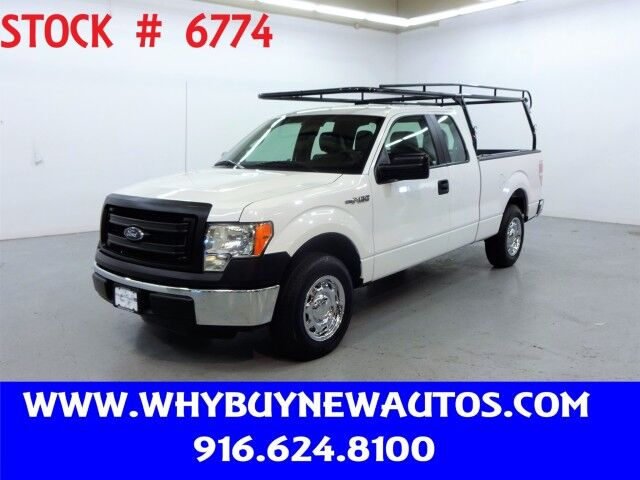 2013 Ford F150 ~ Extended Cab ~ Only 42K Miles! Rocklin CA