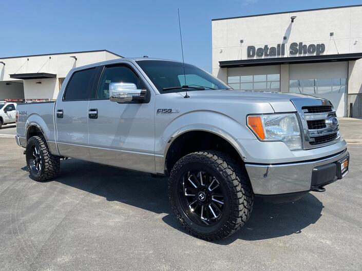 2013 Ford F150  West Valley City UT