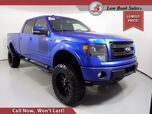 2013 Ford F150 CREW CAB 4X4 FX4 ECOBOOST 6 1/2 FT BED