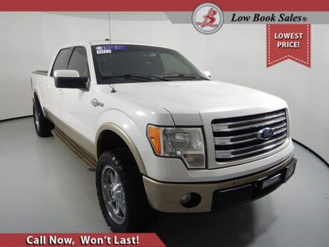 2013_Ford_F150_CREW CAB 4X4 KING RANCH ECOBOOST 6 1/2 FOOT BED_ Salt Lake City UT