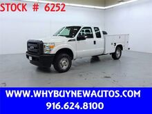 2013_Ford_F250_Utility ~ 4x4 ~ Extended Cab ~ Only 74K Miles!_ Rocklin CA