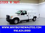 2013 Ford F250 Utility ~ Liftgate ~ Only 62K Miles!