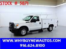 2013_Ford_F250_Utility ~ Liftgate ~ Only 62K Miles!_ Rocklin CA