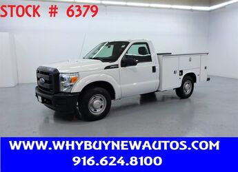 Ford F250 Utility ~ Only 33K Miles! 2013
