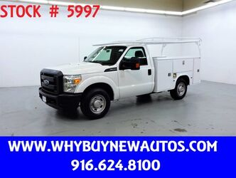 Ford F250 Utility ~ Only 67K Miles! 2013