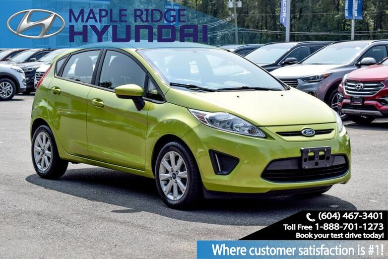 2013 Ford Fiesta 5dr HB SE Maple Ridge BC