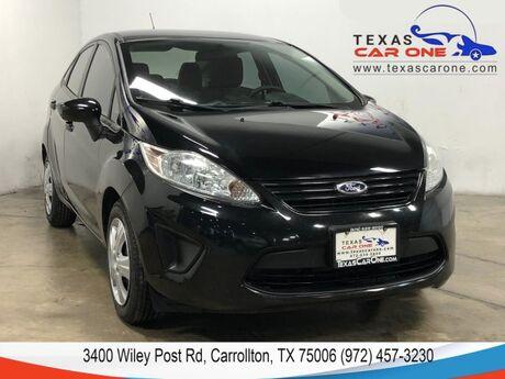 2013 Ford Fiesta S AUX INPUT SATELLITE RADIO TILT STEERING COLUMN Carrollton TX