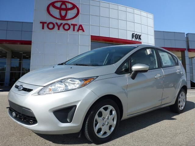 2013 Ford Fiesta S Clinton TN