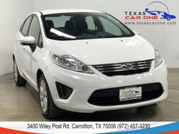 2013_Ford_Fiesta_SE AUTOMATIC HEATED SEATS BLUETOOTH CRUISE CONTROL ALLOY WHEELS_ Carrollton TX