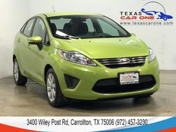 2013_Ford_Fiesta_SE BLUETOOTH CRUISE CONTROL ALLOY WHEELS LEATHER STEERING WHEEL WITH CONTROLS_ Carrollton TX