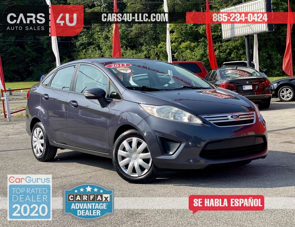 2013 Ford Fiesta SE Knoxville TN