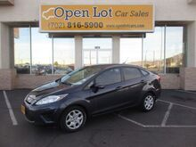 2013_Ford_Fiesta_SE Sedan_ Las Vegas NV