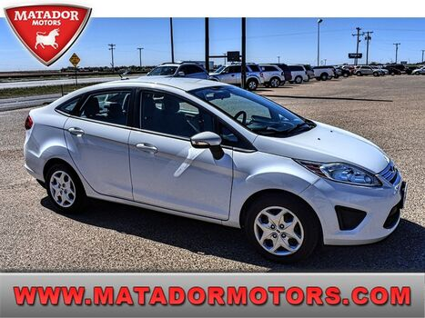 2013_Ford_Fiesta_SE_ Wolfforth TX