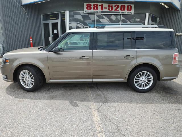 2013 Ford Flex  Idaho Falls ID