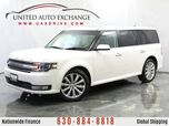 2013 Ford Flex 3.5L V6 Engine FWD Limited w/ **3rd Row Seats**, Panoramic Sunro