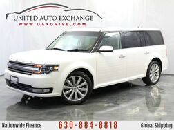 2013_Ford_Flex_3.5L V6 Engine FWD Limited w/ **3rd Row Seats**, Panoramic Sunro_ Addison IL