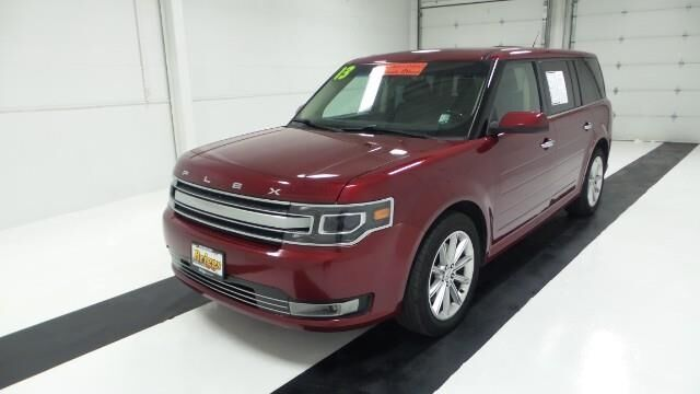 2013 Ford Flex 4dr Limited AWD Topeka KS