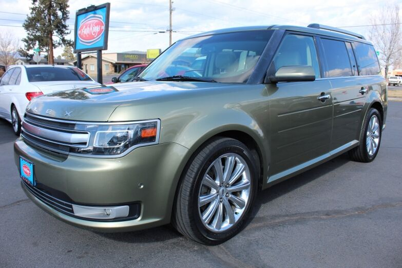 2013 Ford Flex Limited AWD w/EcoBoost Bend OR