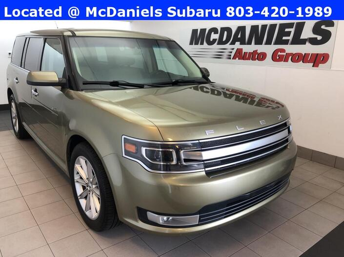 2013 Ford Flex Limited Columbia SC
