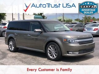 Ford Flex Limited NAV BACKUP CAM LEATHER 3RD ROW 2013