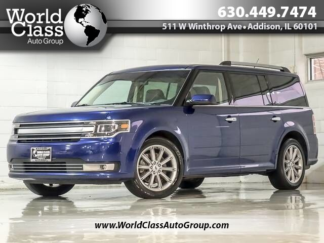 2013 Ford Flex Limited NAVI BACKUP CAM LEATHER Chicago IL