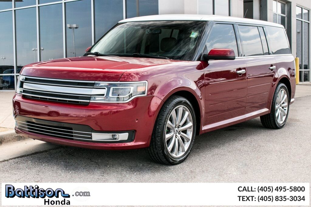 2013_Ford_Flex_Limited_ Oklahoma City OK