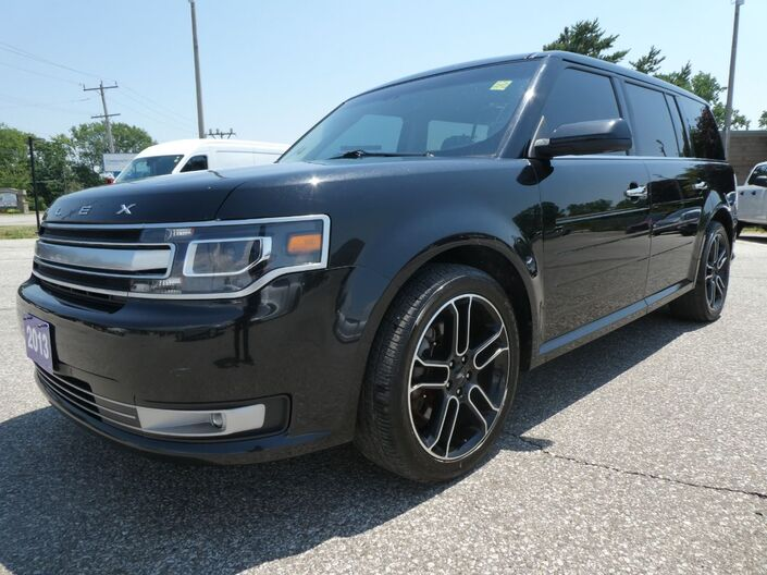 2013 Ford Flex Limited Sunroof Remote Start Navigation Essex ON